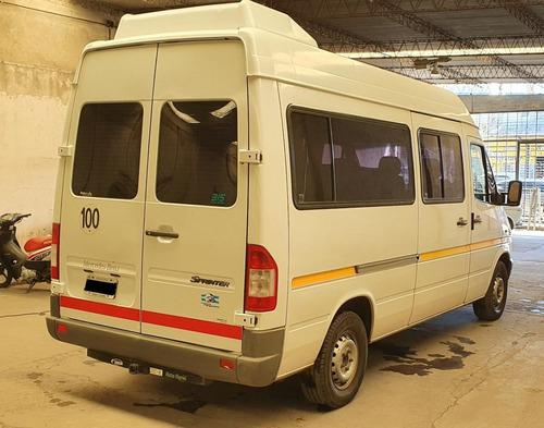 mercedes sprinter minibus 2011