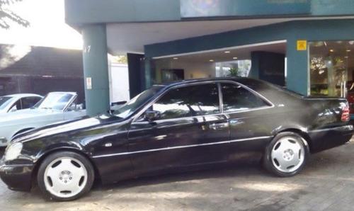 mercedes v12  cl 600 linda