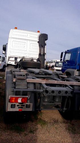 mercedes_benz actros 3346 6x4 tractor 2017