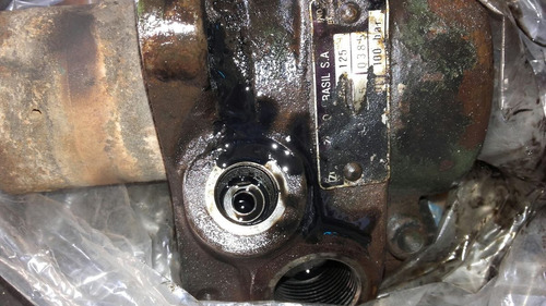 mercedes_benz mercedes bomba hidráulica 1982