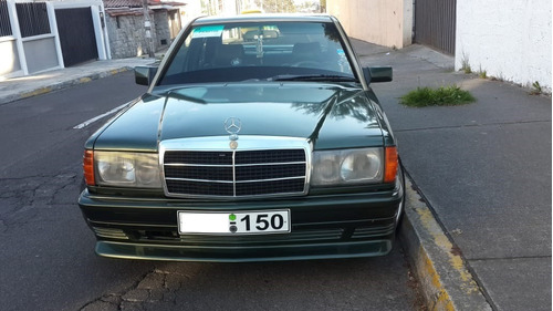 mercedez benz 190e motor 2.0 1987 - 5 puertas
