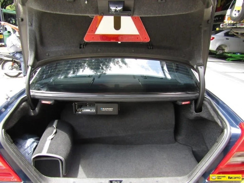 mercedez benz c 280 2800 cc at blindado