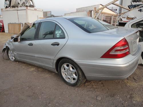 mercedez-benz c200 2003
