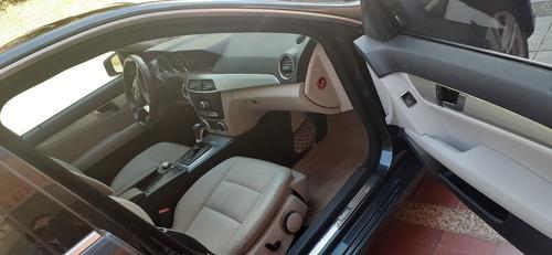 mercedez benz c200 2012, versión cgi, sunroof asientos beig