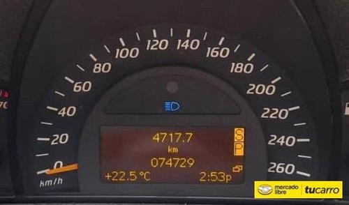 mercedez benz c200 automatico