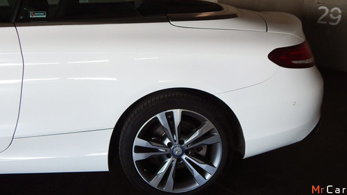 mercedez benz c200 cabriolet 2017