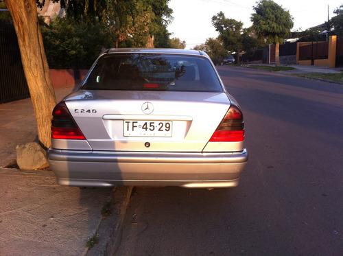 mercedez benz c240 1998 excelente estado