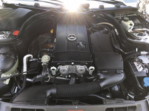 mercedez benz clase c kompressor blue efficiency