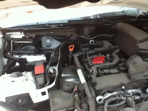 mercedez benz e-250 coupe en partes siniestrado