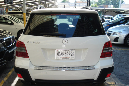 mercedez benz glk 350 sport 2009. impecable.
