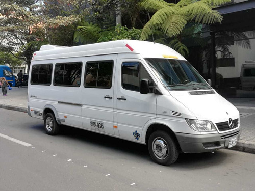 mercedez sprinter 2007