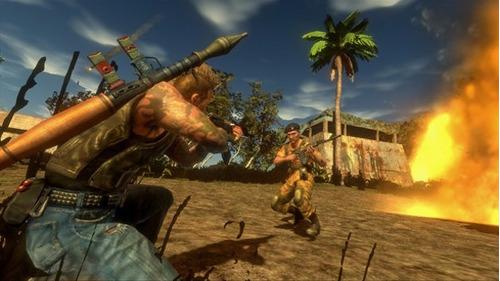 mercenarios 2 juego pc original fisico