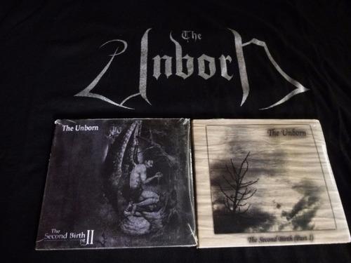 merchandising oficial de the unborn completo