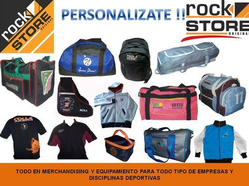 merchandising personalización fabrica equipamiento con logo