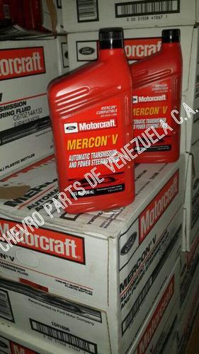 mercon v (5) motorcraft