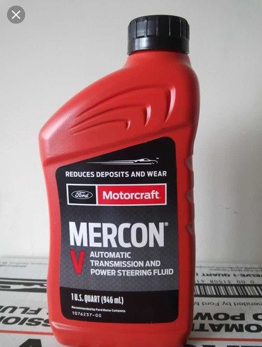 mercon v motorcraft