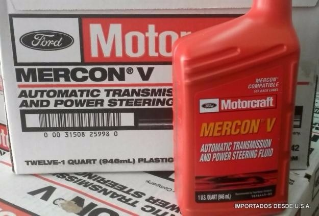 Motorcraft Mercon V: FSC – Billy Knight