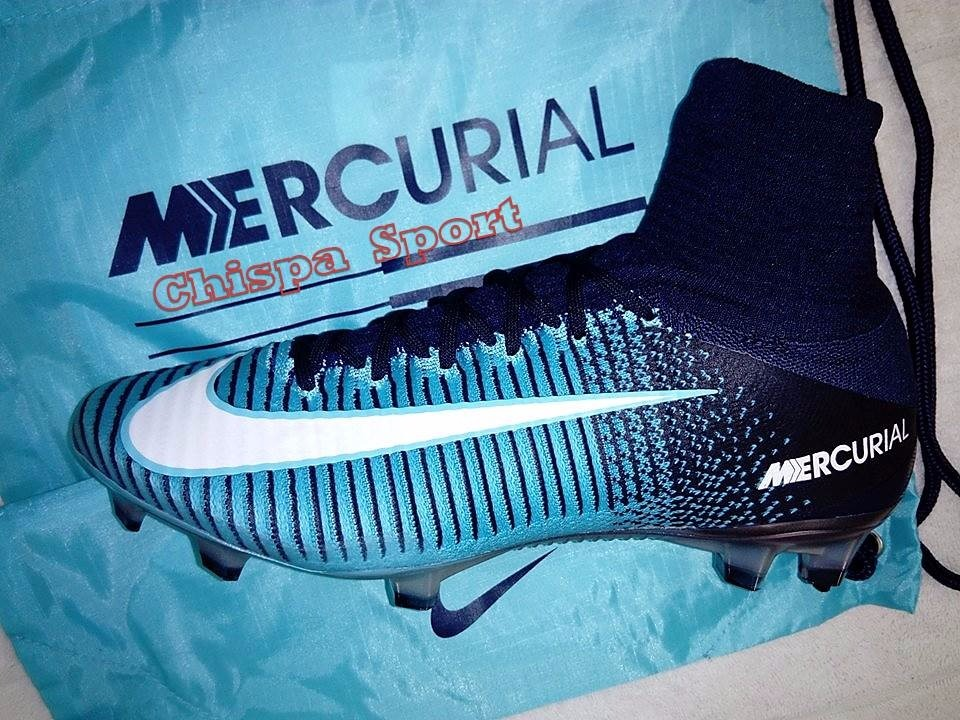 Mercurial Superfly V Fg ........ Chsp1 Messi Neymar Cr7 -   3 f726e7a7fc09d