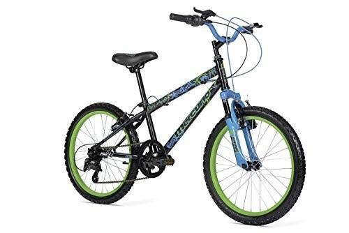mercurio bicicleta kronos r20 con suspension 6 velocidades