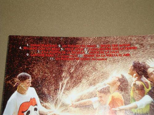 mercurio enamoradisimo homonimo 1995 columbia cd