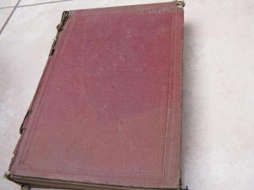 mercurio peruano: antiguo libro cartilla avicola l21