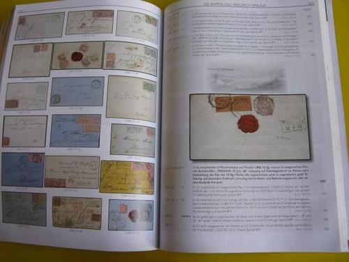 mercurio peruano: catalogo subasta estampillas aleman l101