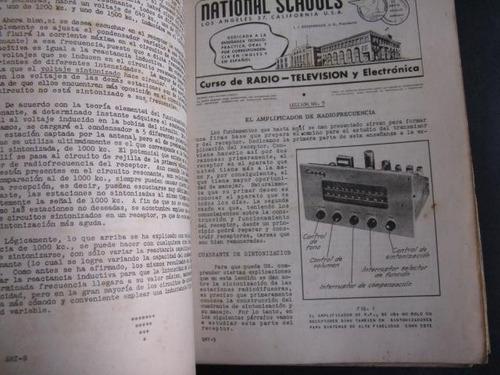 mercurio peruano: cursillo radio television 1-25 1955 l93