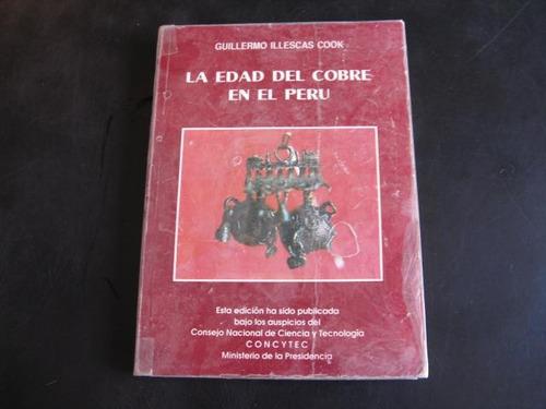 mercurio peruano: edad del cobre en peru illescas cook l82