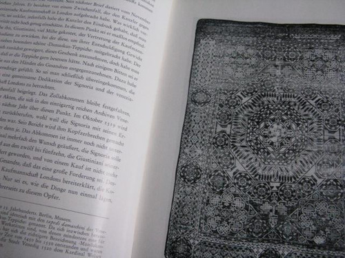 mercurio peruano: libro alfombras de oriente tapiz l46