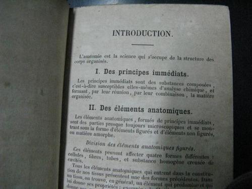 mercurio peruano: libro anatomia j.a. fort  1870 l102