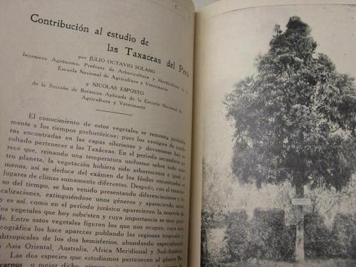 mercurio peruano: libro antig boletin museo javier prado l28