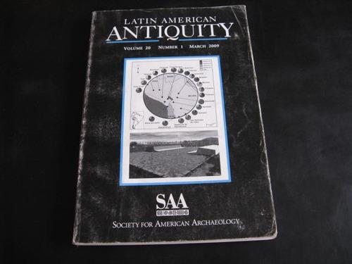 mercurio peruano: libro antiquity arqueologia maya 2009 l61