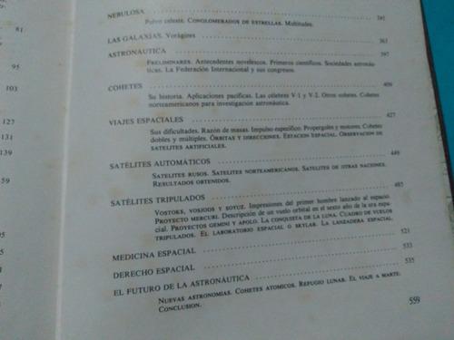mercurio peruano: libro astronomia astronautica 2t  l-4