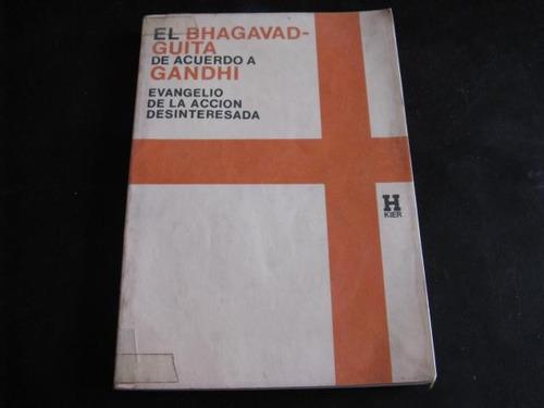 mercurio peruano: libro bhagavad guita segun gandhi l61