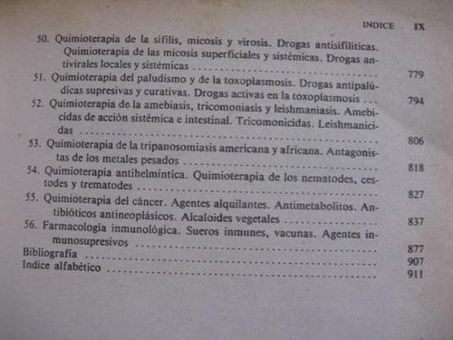 mercurio peruano: libro compendio de farmacologia  l44