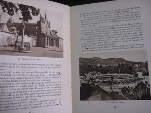 mercurio peruano: libro costa azul riviera francesa 1938 l53