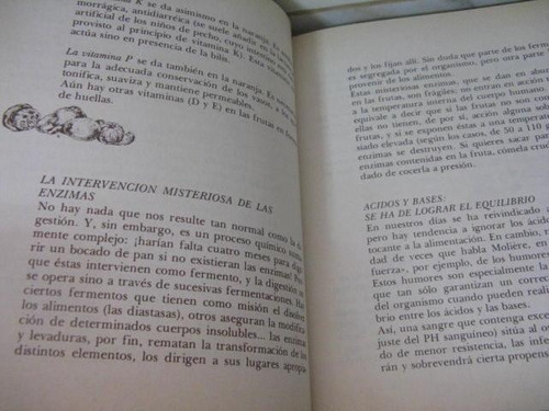 mercurio peruano: libro cualidades de  frutas naturismo  l-7