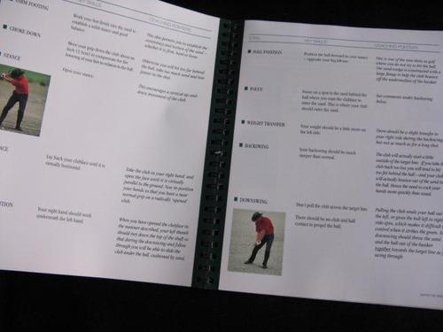 mercurio peruano: libro de golf  l88