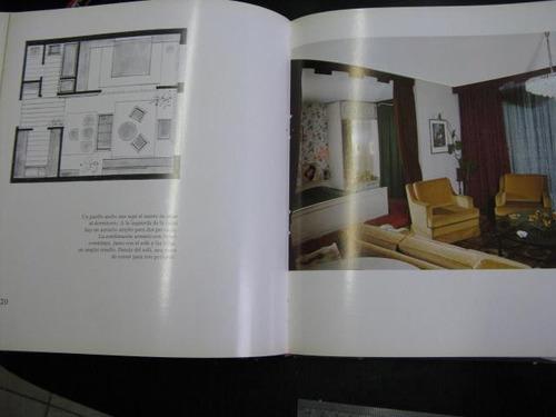 mercurio peruano: libro decoracion en el hogar 4 1969 l63