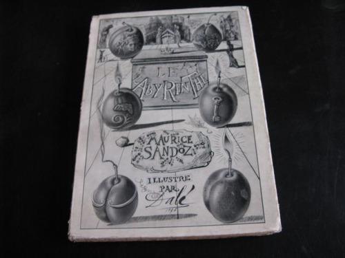 mercurio peruano: libro el laberinto maurice sandoz l83