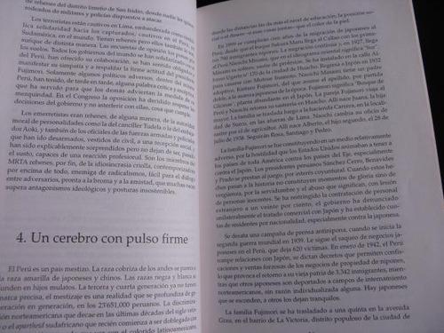 mercurio peruano: libro el rescate de la embajada japon l67