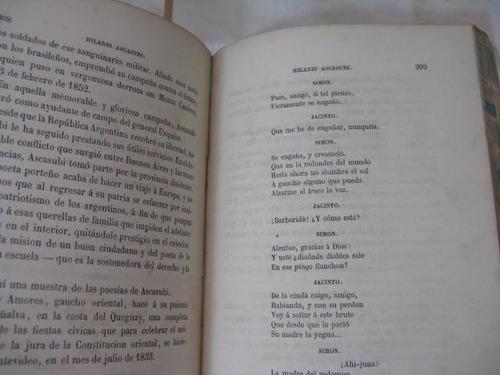 mercurio peruano: libro ensayos biograficos 1853 ps t1  l-2