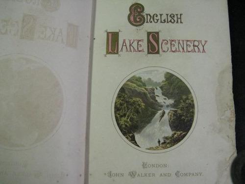 mercurio peruano: libro  escenarios de lagos ingles l15