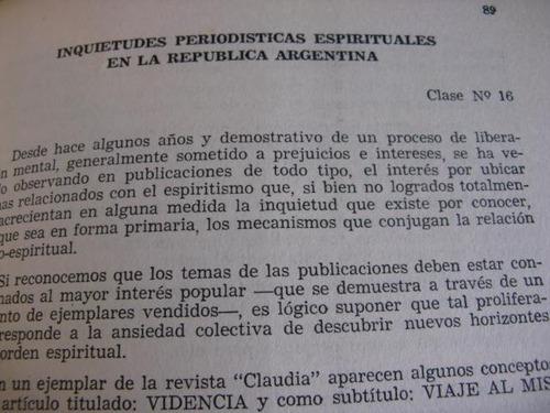 mercurio peruano: libro esoterismo allan kardec raro l82