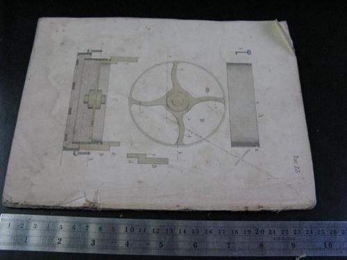 mercurio peruano: libro  fonderia cromo litografia l15