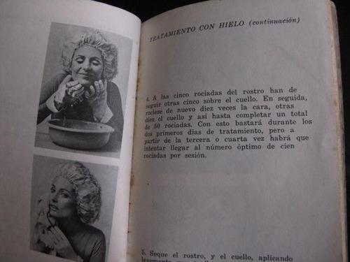 mercurio peruano: libro gimnasia facial 1973 miniatura l91