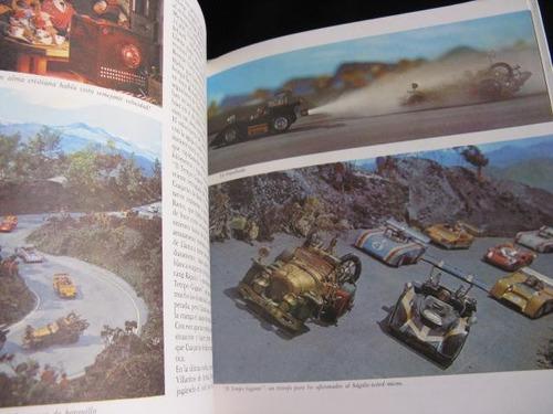 mercurio peruano: libro gran prix autos carreras animado l87
