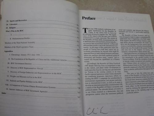 mercurio peruano: libro historia actualidad  china 1997 l40