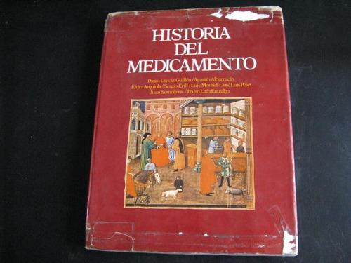 mercurio peruano: libro  historia del medicamento l141