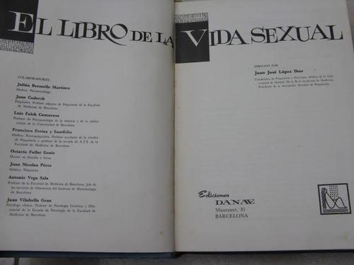 mercurio peruano: libro historia sexual  antropologia l30